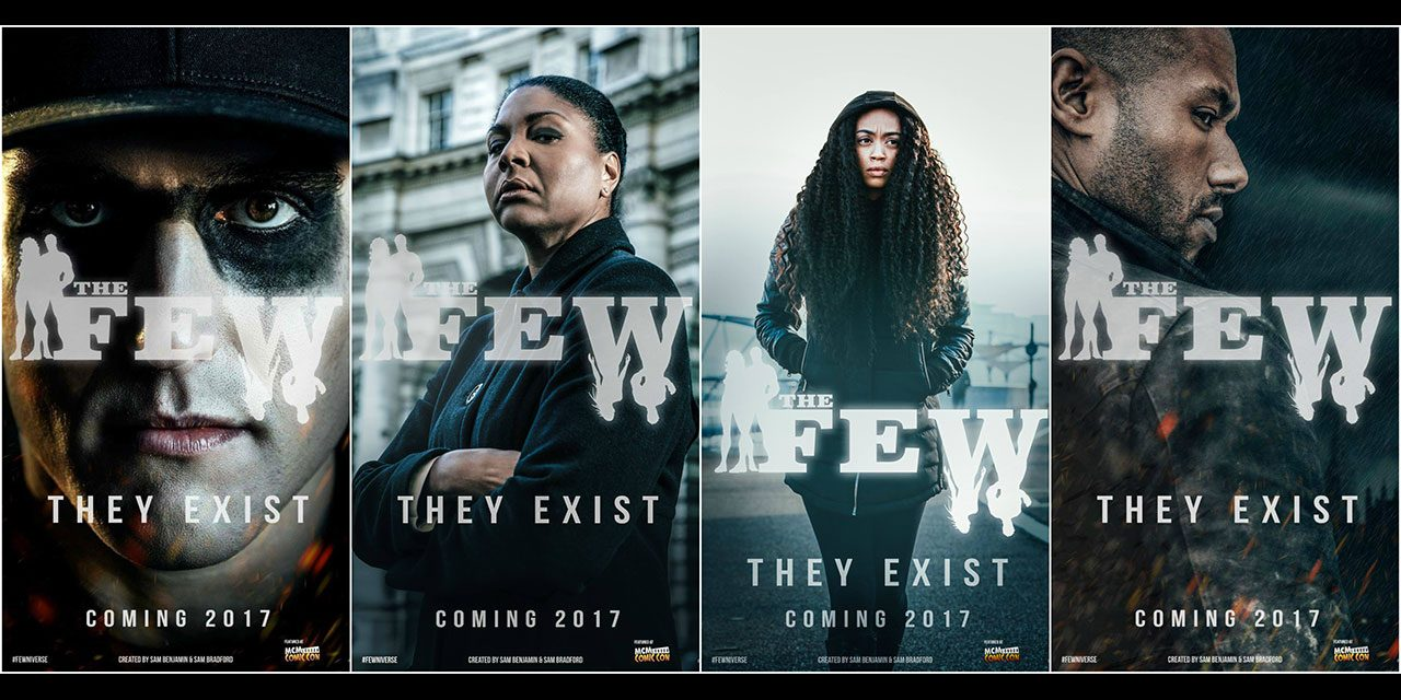 Groundbreaking British Sci-Fi Series THE FEW Casts 1st Ever Black Woman as the British Prime Minister!