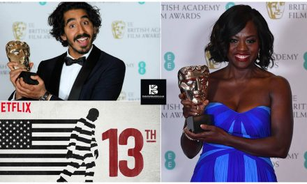 Hmmm 2017 #BAFTAs Results in… It's a 68% #OutOf100 for diversity