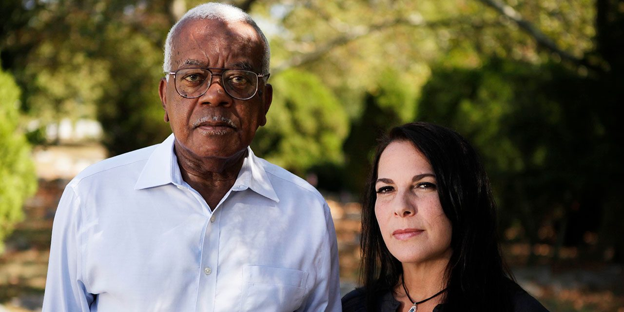 Sir Trevor McDonald Talks to Real Life Mafia Wives For ITV