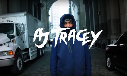 65% #OutOf100 – AJ Tracey – Luke Cage
