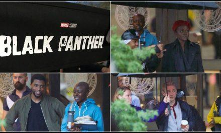 Black Panther Plot, Logo, South Korean Location & Cast Sightings Revealed! #BlackPantherSoLIT