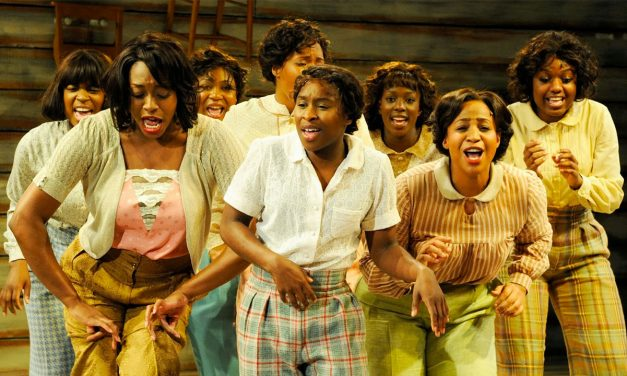 86% #OutOf100 – The Color Purple at The Menier Chocolate Factory