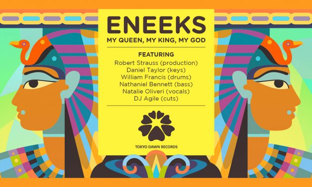 80% #OUTOF100 – Eneeks EP – My Queen, My King, My God