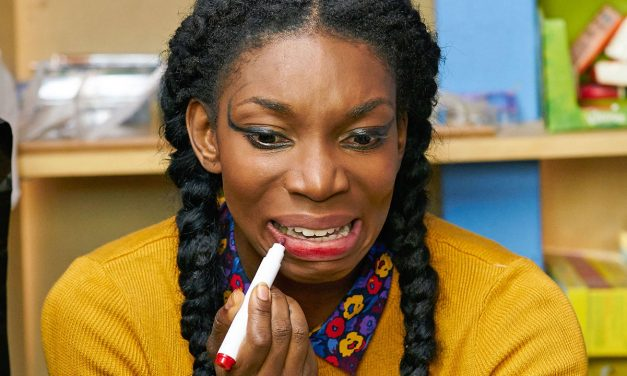 Chewing Gum Series 2 Finale – Excellent (With a few issues… )