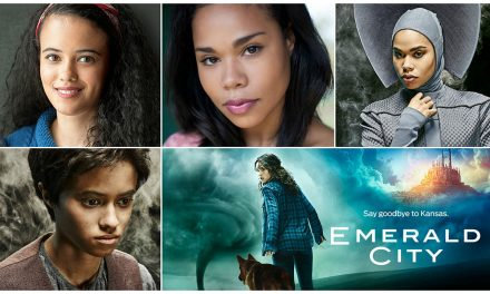 Emerald City Starring Brits Jordan Loughran & Roxy Sternberg Begins on 5 Star 9pm TONIGHT