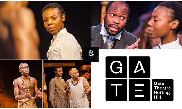 90% #OutOf100 – Danai Gurira's New Play, The Convert @ The Gate Theatre