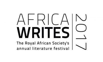 2017 Africa Writes Festival Friday 30 June – Sunday 2 July