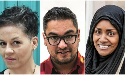 Kit de Waal, Nikesh Shukla & Nadiya Hussain Shortlisted in 2017 British Book Awards Books of the Year