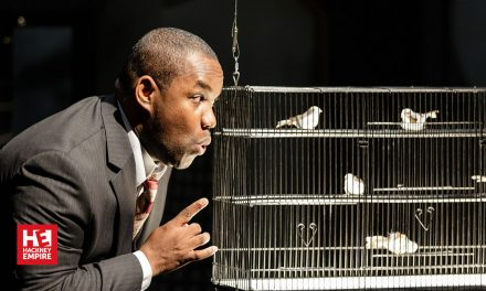 Hackney Empire & English National Opera Present European Premiere of, Charlie Parker's Yardbird