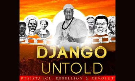 Segge Dan Pens a Song For Real Life Djangoes Who Resisted, Rebelled & Revolted Against Slavery