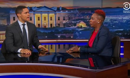 #TBBcongratulations Comedienne Gina Yashere Joins The Daily Show