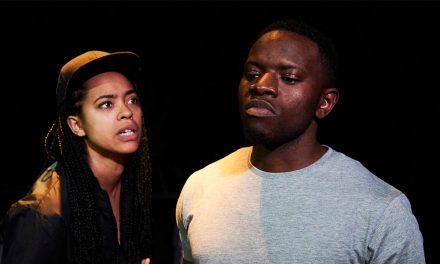 #TBB10 with Leemore Marrett Jr & Amanda Wilkin Currently Starring in New Play, La Ronde