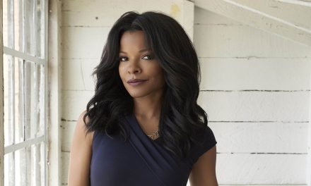 #TBB10 with Keesha Sharp Star of New Lethal Weapon Series Coming to ITV TONIGHT