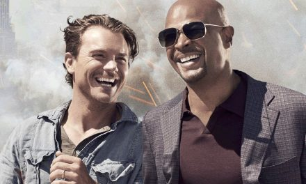 75% #OutOf100 – Lethal Weapon Series on ITV Fridays 9pm