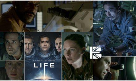 80% #OutOf100 – New Sci-Fi, Life Starring Ariyon Bakare, Ryan Reynolds & Jake Gyllenhaal