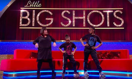 ITV's Little Big Shots With Dawn French Showcases Astonishing Talent From The World's Children!