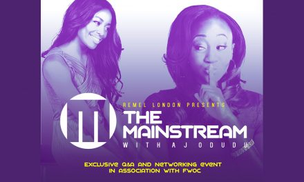 Remel London Presents… The Mainstream with AJ Odudu