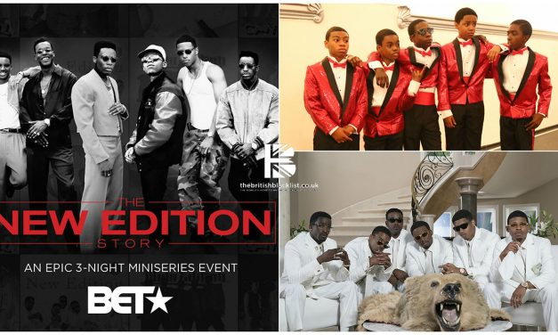 #TBBmustWATCH – The New Edition Story on BET International TONIGHT 9pm
