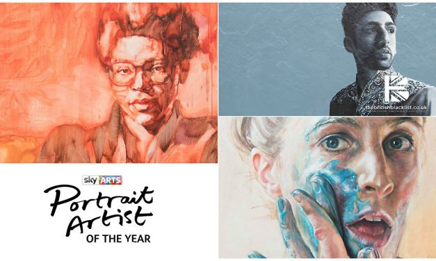 ENTER Sky Arts Portrait Artist of the Year – Deadlines 6th March & 28th April 2017