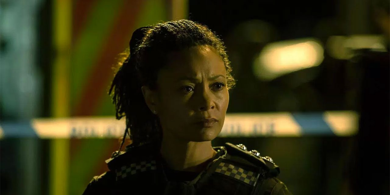 Line of Duty Series 4, With Thandie Newton Airs Sunday March 26, 9pm BBC One