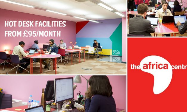 Sign Up For a Free Membership Trial with The Africa Centre's New Creative Hub