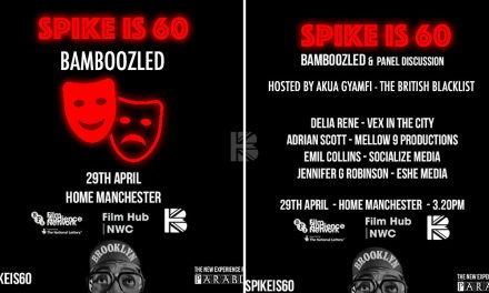 Spike is 60/ Bamboozled Screening + Panel Discussion @ Home in Manchester