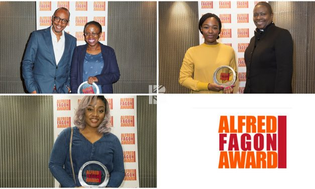 Alfred Fagon Submissions for Best New Play Open. Deadline 5pm, Friday, 28th July 2017