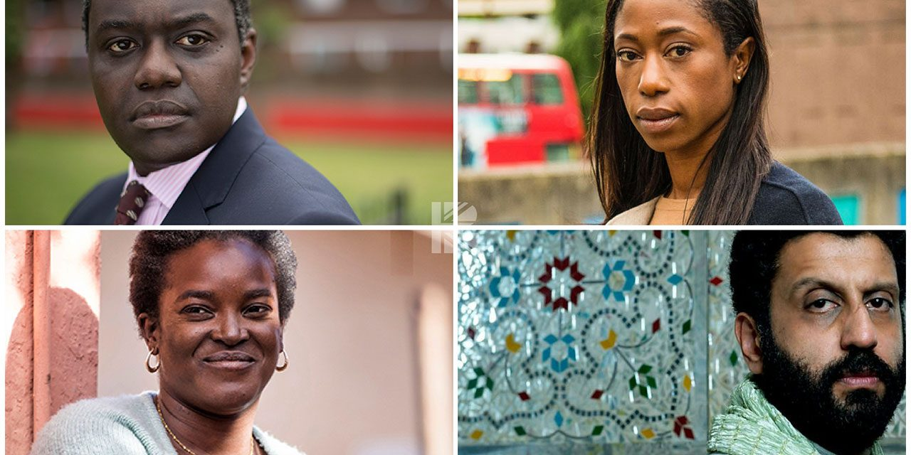 2017 BAFTA TV Nominations in… Babou Ceesay, Nikki Amuka-Bird, Wunmi Mosaku, Adeel Akhtar Nominated