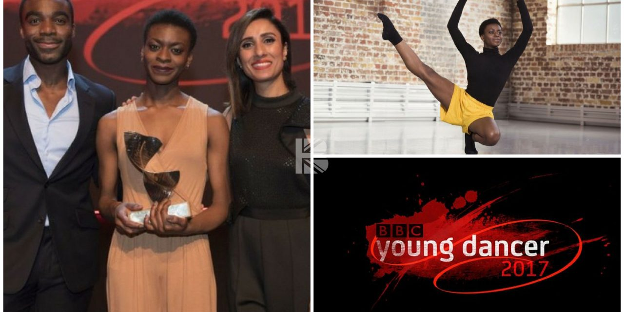 20 Year Old Nafisah Baba WINS 3rd BBC Young Dancer Competition 2017!