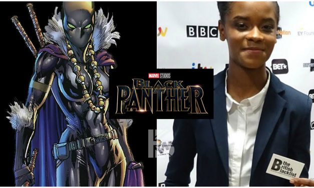 Letitia Wright Confirmed as Shuri in Marvel's Black Panther
