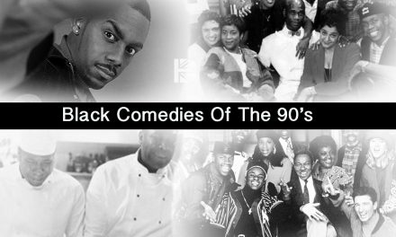 Black To The 90's – A Decade Of British Black Comedy