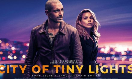 75% #OutOf100 – City of Tiny Lights Starring Cush Jumbo & Riz Ahmed. In Cinemas Friday April 7th