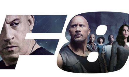 75% #OutOf100 – Fast & Furious 8: Fate of the Furious