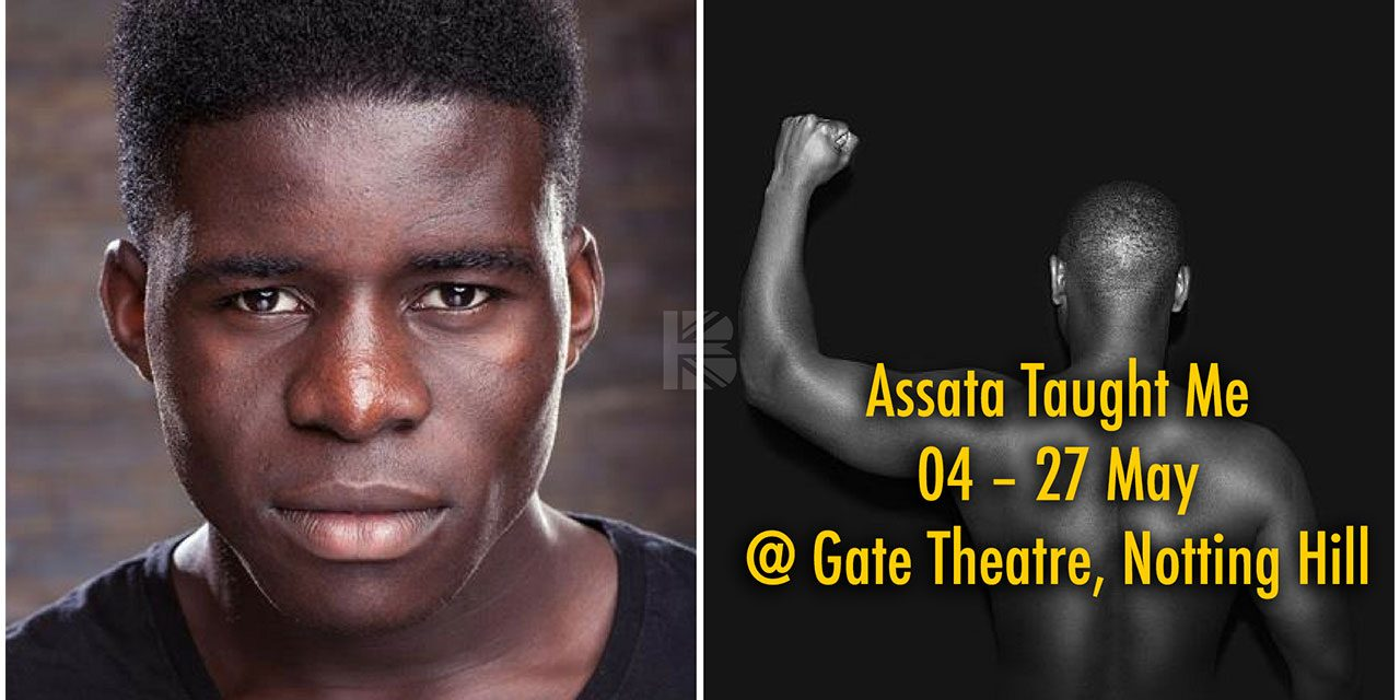 #TBB10 With Kenneth Omole Starring in Kalungi Ssebandeke's, Assata Taught Me