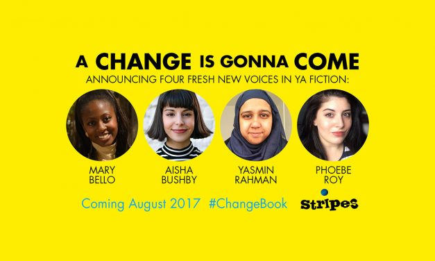 Four New Bame Writers Join Stripes Ya Anthology A Change Is Gonna Come