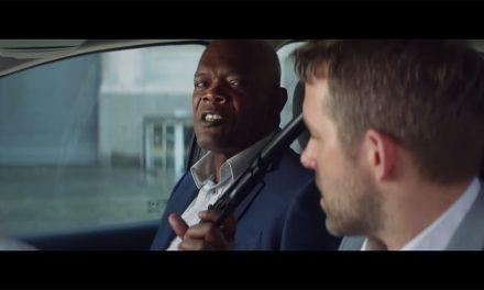 The Hitman's Bodyguard Starring Samuel L. Jackson