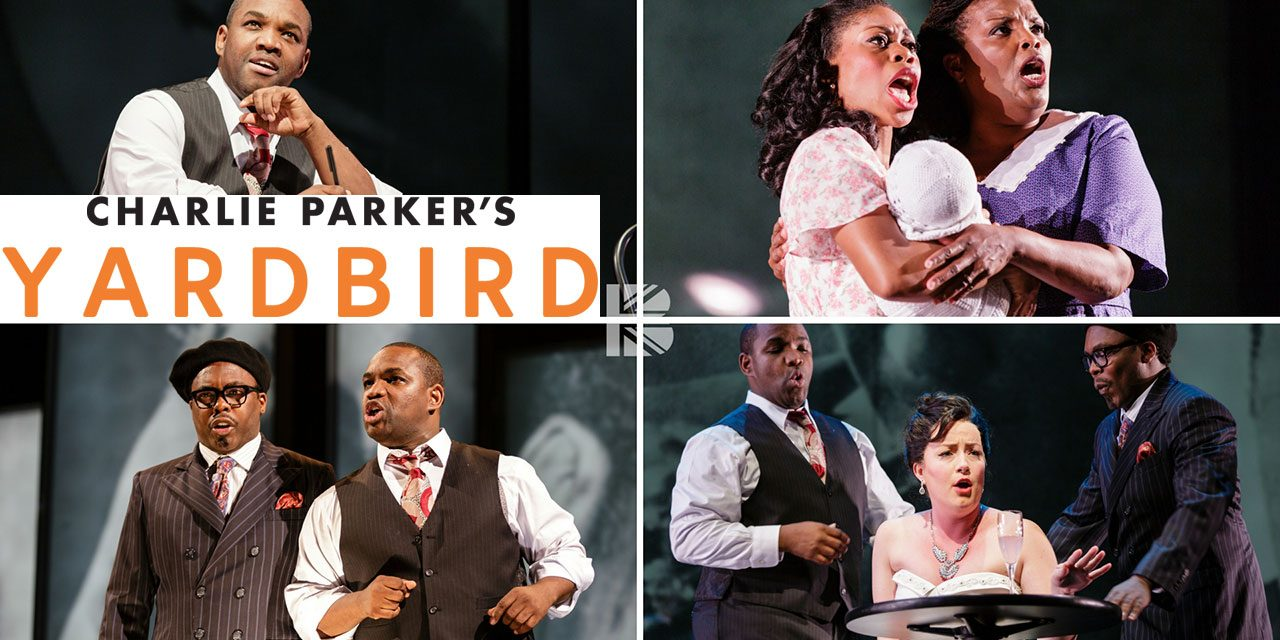 Hackney Empire presents The European première of Charlie Parker's Yardbird
