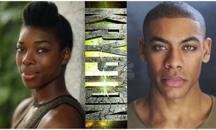 Up-And-Coming Brits Ann Ogbomo & Aaron Pierre Cast In 'Krypton' Alongside Georgina Campbell!