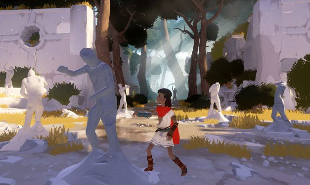 85% #OUTOF100 – Review of Tequila Works' Game 'RiME'
