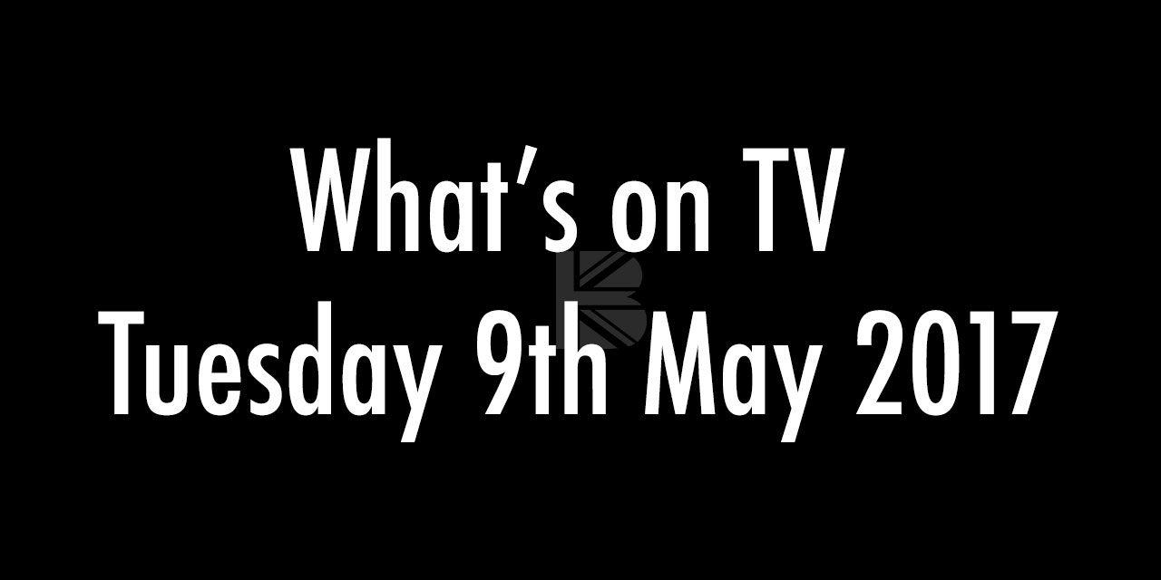 Tuesday 9th May 2017
