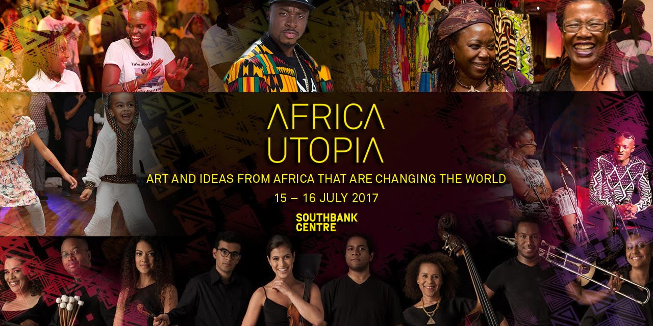 Africa Utopia Returns to the Southbank 15-16 July 2017
