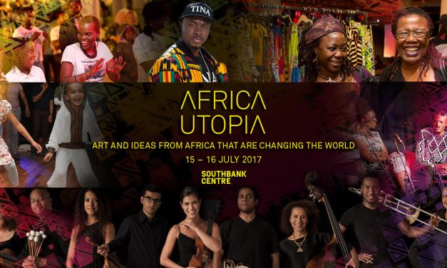 Africa Utopia Returns to the Southbank 15-16 July 2017. Fuse ODG to Headline!