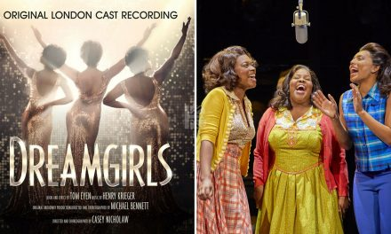 Win A Copy of Dreamgirls Original London Recording Soundtrack
