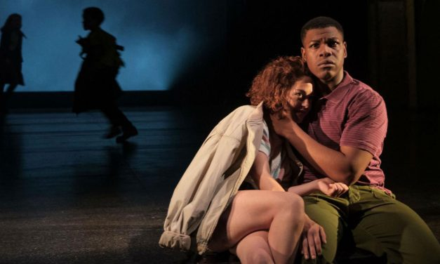 "72% #OutOf100 – John Boyega Impresses As ""Woyzeck"" @ The Old Vic"