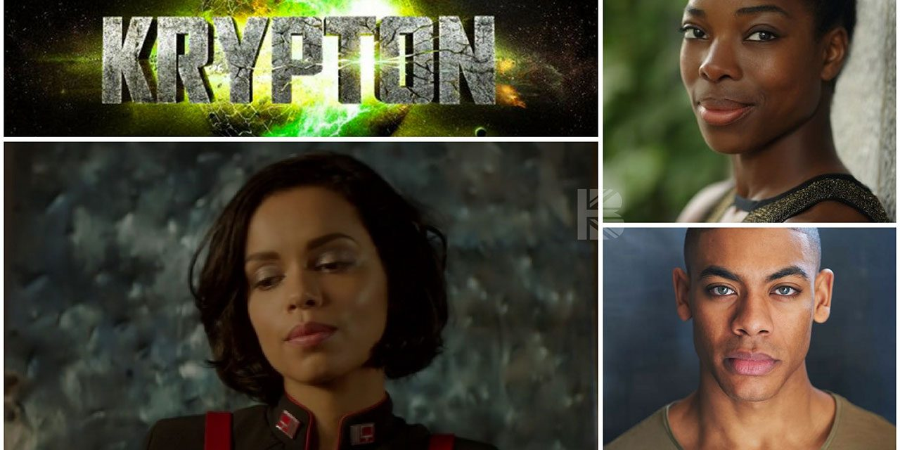 "Superman Prequel ""Krypton"" Starring Georgina Campbell, Ann Ogbomo & Aaron Pierre Picked up by Syfy"