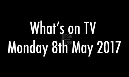 Monday 8th May 2017