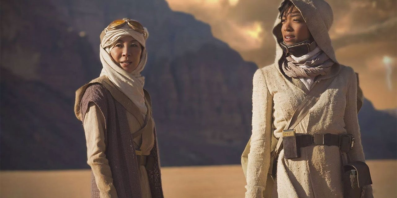 """Star Trek: Discovery"" Series First-Look Trailer Unveiled"