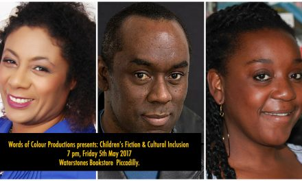 Words of Colour Productions presents: Children's Fiction & Cultural Inclusion Discussion