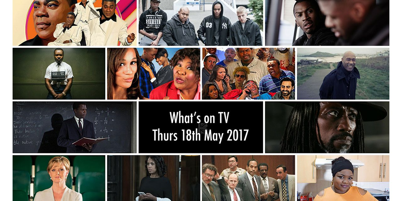 Whats On TV – Thursday 18th May