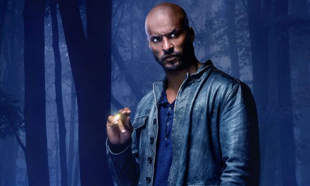 "92% #OutOf100 – Ricky Whittle Earns A Second Season In The Must-See ""American Gods""!"